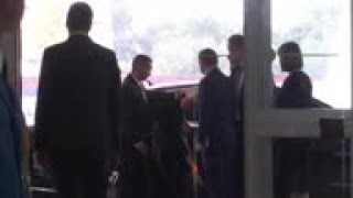 Serbian President welcomes Czech counterpart