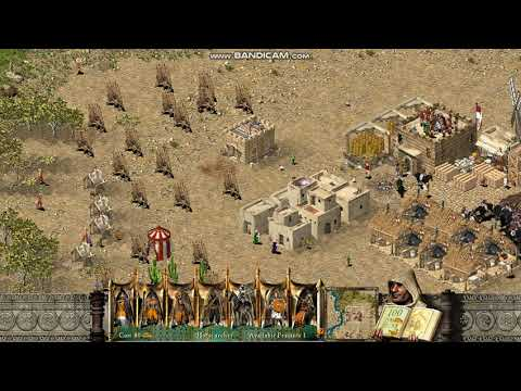 Stronghold Crusader HD - Mission 3 | This Dusty Land | Part 1/2 |