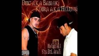 20. Kobra a.k.a. Helmusi - Ma Zi Se Forcat Delta (ft. DMC)