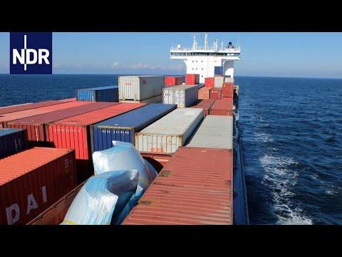 Nord-Ostsee-Kanal - Seefahrt unter Druck | die nordstory | NDR