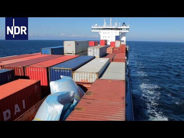 Nord-Ostsee-Kanal - Seefahrt unter Druck   die nordstory   NDR