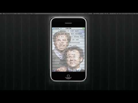 First iPhone Application - Step Brothers Soundboard