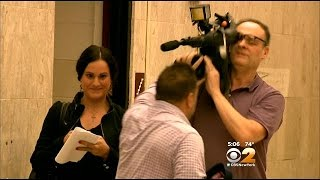 CBS 2 Exclusive: Tempers Flare During Joe Giudice Court Appearance
