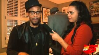 Lavar Walker (comedian) interview at Eat, Drink, Laugh Atlanta on Spotlight in the City