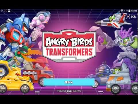 tai game angry birds transformers hack - Angry Birds Transformers Hack Android (Unlimited C