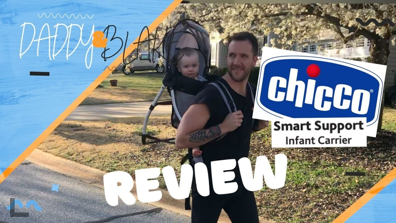 Chicco Smartsupport Backpack Review