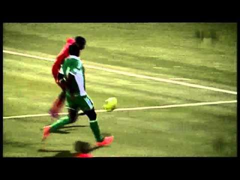 NAMIBIA VS. NIGERIA  1 - 1