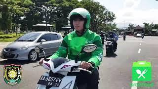 Menjadi Driver Ojek Online Grab Di Purworejo