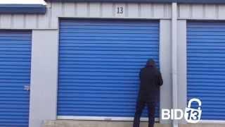 Sexsmith Mini Storage Unit B13