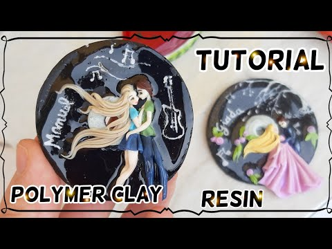 | Tutorial polymer clay |  Music in love thumbnail