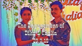 Download lagu The Engagement of Dika & Thalia (29.9.19) / Dilamarmu - cover by Della Firdatia
