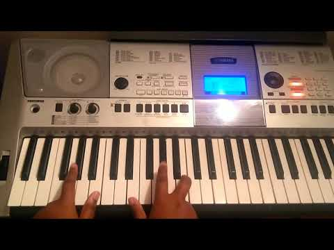 How to play What GOD Does by The Williams Brothers on piano
