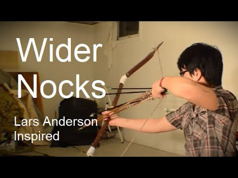 Lars Andersen's Secret - Using modified nocks Sd shooting New Level of ...