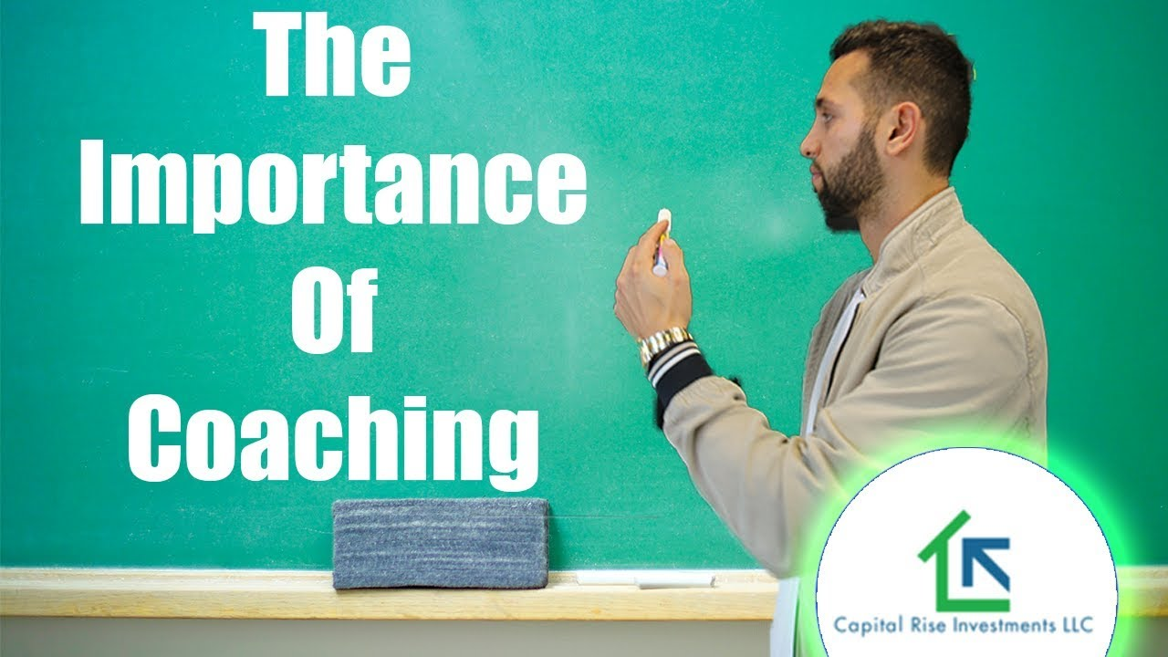 The Importance of Coaching