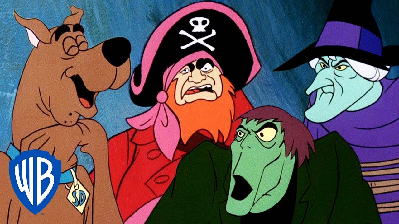 Scooby-Doo Where Are You!   Outsmarting Villains   10 MINUTES of Classic Cartoons   WB Kids