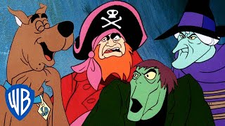 Scooby-Doo Where Are You! | Outsmarting Villains | 10 MINUTES of Classic Cartoons | WB Kids