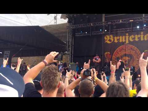 BRUJERIA  Marijuana Brutal assault 2015
