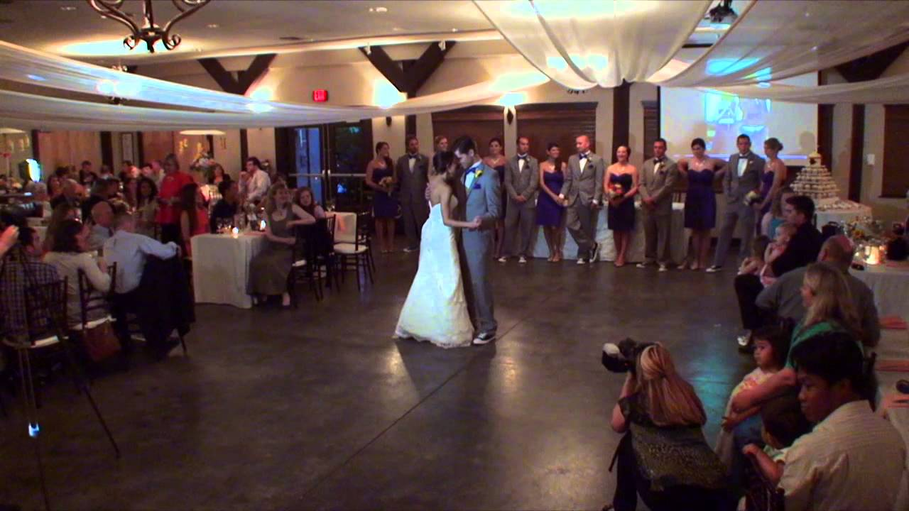 Wedding Reception, Brevard Zoo - YouTube
