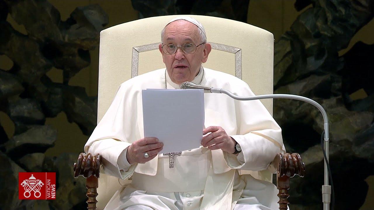 Download Il Papa: la libertà non è fare quello che pare e piace, ma amare e servire