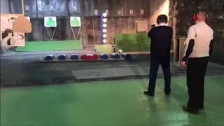 Тренировочные стрельбы Учебного центра