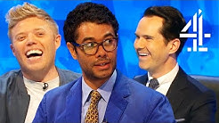 The Best of Richard Ayoade on 8 Out of 10 Cats Does Countdown!