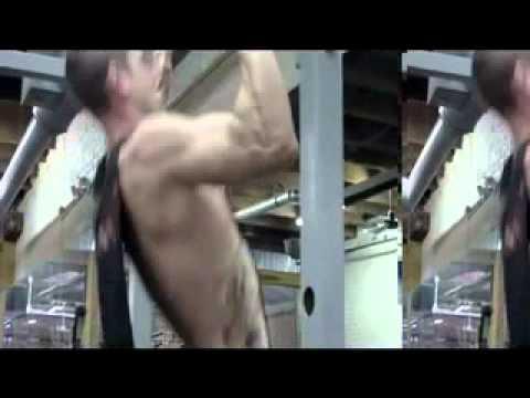 Ninja Warrior training video!