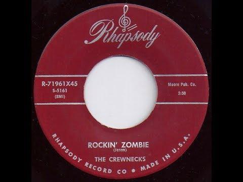 THE CREWNECKS - Rockin' Zombie