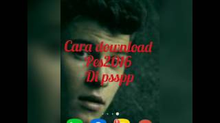 Download Video Cara download pes2016 iso ppsspp MP3 3GP MP4