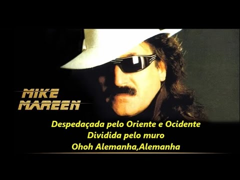 Mike Mareen - Germany (TRADUÇÃO)