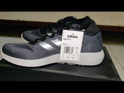 Adidas Edge Flex M Sport Shoes. - YouTube