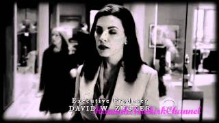 The Good Wife   Alicia Florrick / Peter Florrick and Will Gardner, Set Fire To The Rain