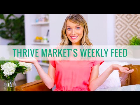 Thrive Weekly Feed: Veganism, GMO Bill, Tampon Tax, and More!