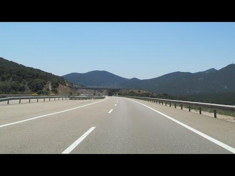 Spain: A-23 Cariñena - Daroca (Puerto de Paniza)