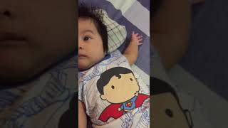 3 months old Superman