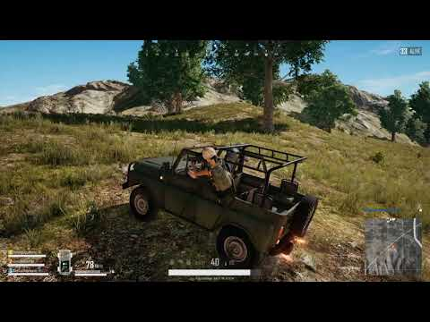 PLAYERUNKNOWN'S BATTLEGROUNDS: Knockouted | GeForce 로 촬영