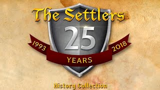 The Settlers History Collection - Official Trailer | Gamescom 2018