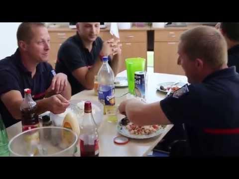 Pompier un jour : le documentaire des sapeurs-pompiers de l'Essonne
