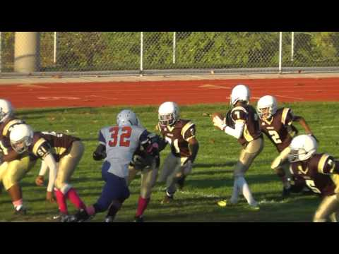"Colby Owens #7 Football Highlights ""Owings Mills High School"""