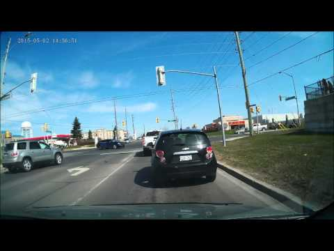 Traffic Accident Newmarket, Ontario