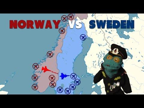 Norway vs Sweden 2017
