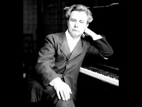 Josef Hofmann plays Chopin Piano Concerto No 1, Op.11