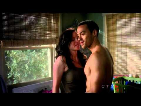 Jackson and Lexie 7x17 s  Grey's Anatomy
