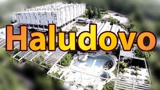 Exploring the Ruins of Haludovo Hotel in Croatia (Penthouse Adriatic Club Casino) with my Drone