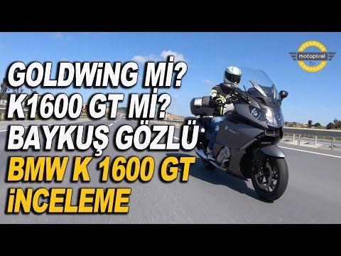 Bmw K 1600 GT İnceleme