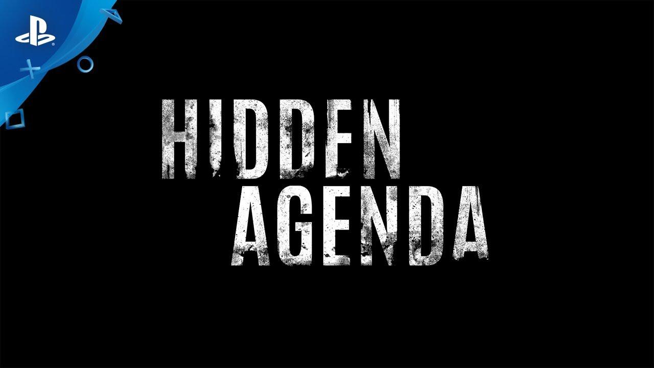 Image result for hidden agenda