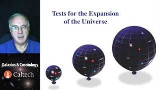 Lecture-11 Galaxies and Cosmology - Tests for Expansion of the Universe
