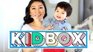 KIDBOX| BABY + KID CLOTHING HAUL!