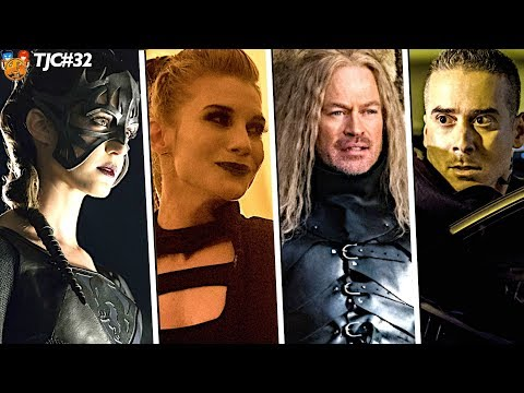 Reign vs Supergirl, Amunet & Thinker Alliance, Darhk Odin & Team Arrow splits up // TJC Podcast 32
