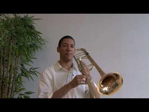 Trombone Lip Slurs
