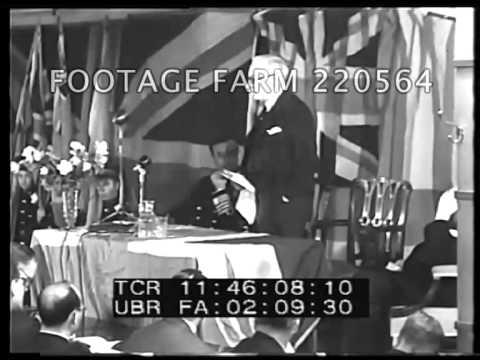 1946 Mountbatten Inaugurates Phototelegraphy to Malta 220564-09